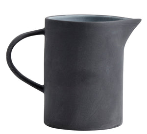Grey Stone Pitcher