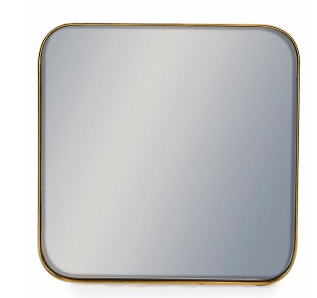 Gold Small Arden Mirror