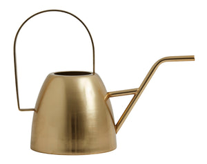Large Brass Watering Can