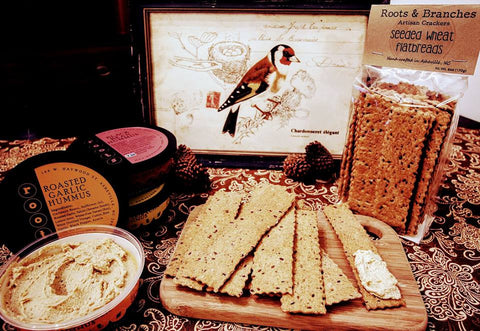 Specialty Crackers - crackers