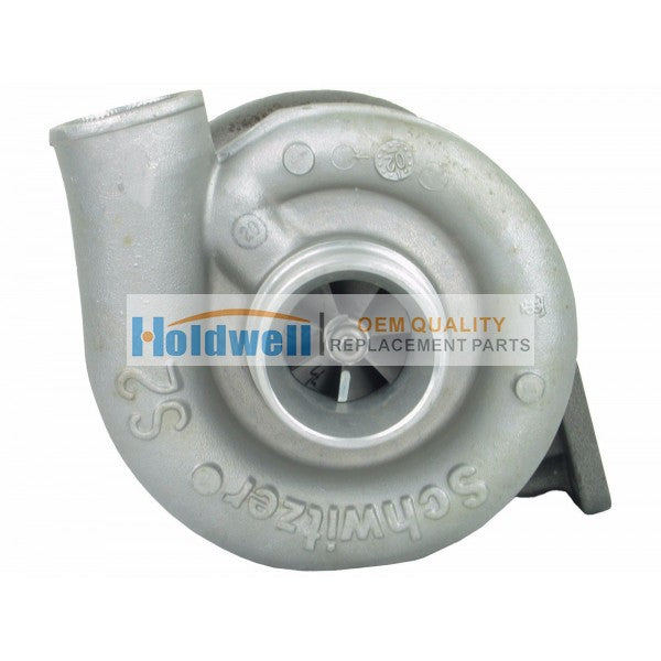 Turbocharger fit for engine PC150 200 S6D95L    6207-81-8331