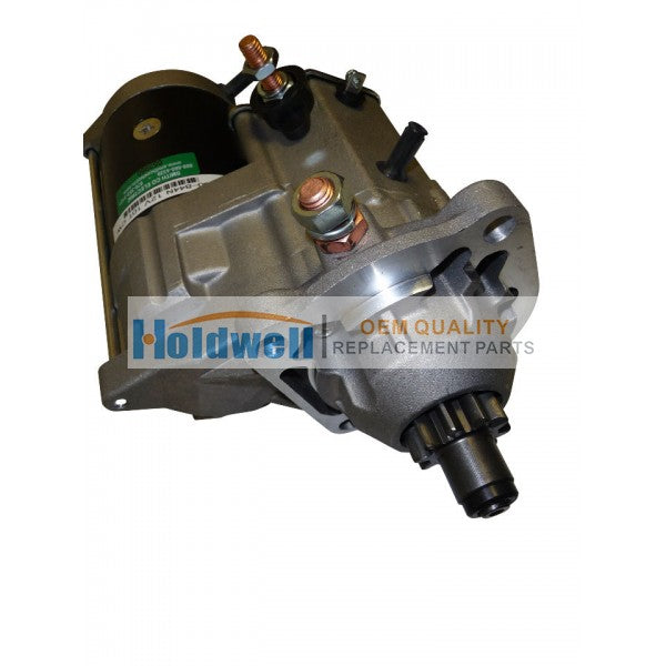 New 12v starter for Deutz BF4M1011F Dsl BOBCAT SKID STEER LOADERS 863/ 863G/ 863HG    228000-5730, 228000-5731, 228000-5733