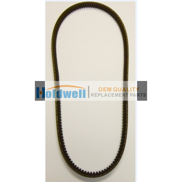 HOLDWELL fan belt 080109107 T80109107 10000-66575 998-378 for Perkins 404 engine FG Wilson 20kva genset