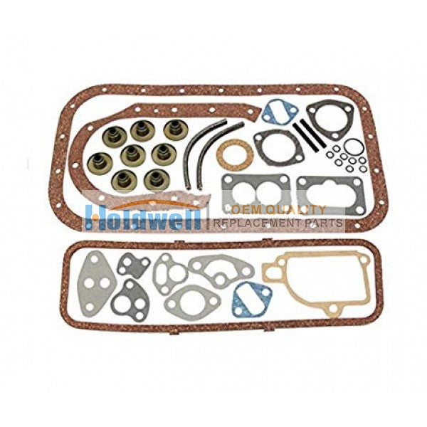 Holdwell  Nissan H20 Engine Parts Overhual Gasket Kit 10101-L1125 for Forklift