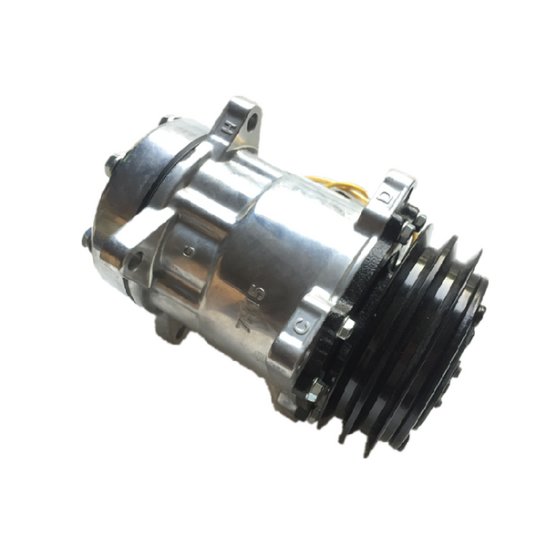 Aftermarket Volvo 11104419 Compressor For Volvo Dump Truck Heavy  A25D A30D Wheel Loader EW140B