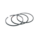 Aftermarket Holdwell Kit-piston ring standard 02/800304 for ISUZU engine 4BG1 in JCB model