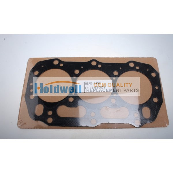 HOLDWELL? Head gasket 111147501 for Shibaura? N843
