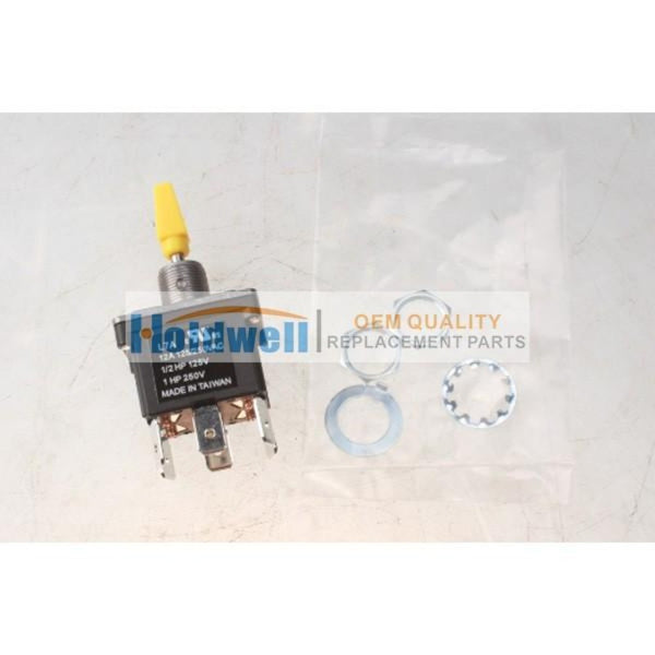 HOLDWELL toggle switch 4360331 for JLG 460SJ 600A 600S 400S 600AJ 600SJ 601S 660SJ 450A 500RTS 400RTS 450AJ 1350SJP 1200SJP 800A