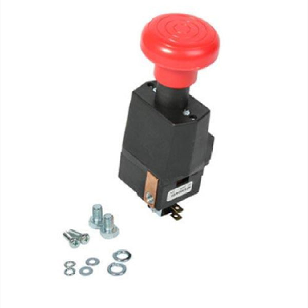 Aftermarket Bil-Jax Emergency Button 2440306180 for Haulotte Aerial Equipment