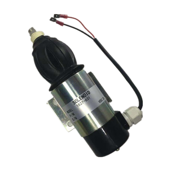 Aftermarket  Volvo 263A23 263A-23 1827631 CW601195 Stop Solenoid For Volvo and Dorman Diesel Applications