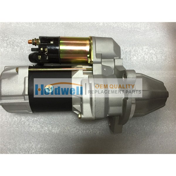 HOLDWELL? Starter Motor 0-23000-6091/1-81100-217-1 for HITACHI 400/350