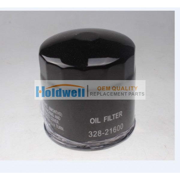 Holdwell high quality oil filter 328-21600 for Lister Petter LPW2 LPW3 LPWS3 LPWT4