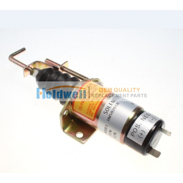 Holdwell shutdown solenoid 366-07197 SA-3405T for LPW/LPWS2,3,4 engine