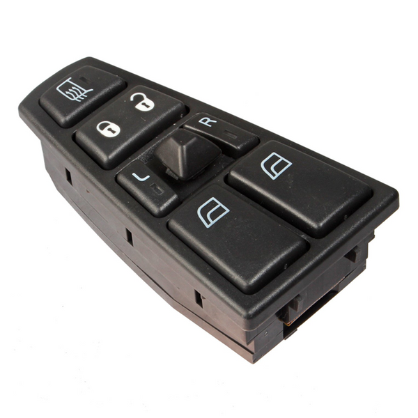 Aftermarket Holdwell Master Electric Power Window Switch 20752917  20752918  For Volvo Truck FH12
