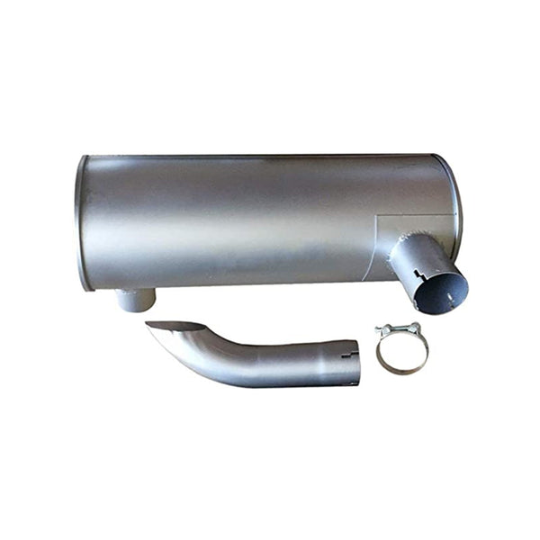 Aftermarket Holdwell Muffler 6209-11-5211 For Kumatsu Excavator PC200-5 PC220LC-5 PC220-5 Engine 6D95