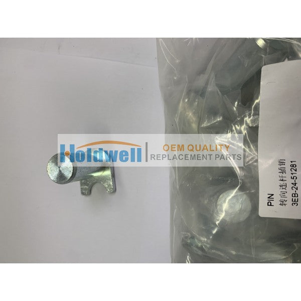 Holdwell replacement parts Knuckle Forklift Parts Finger 3EB-24-51281 for Komatsu