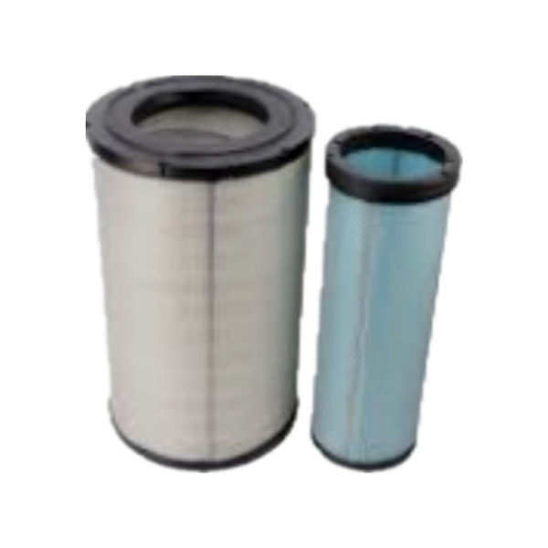 Aftermarket Doosan 474-00038+474-00037 Filter Element For Doosan Excavator DX300