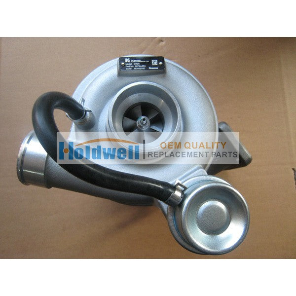 TURBOCHARGER for JCB   711736-5010S