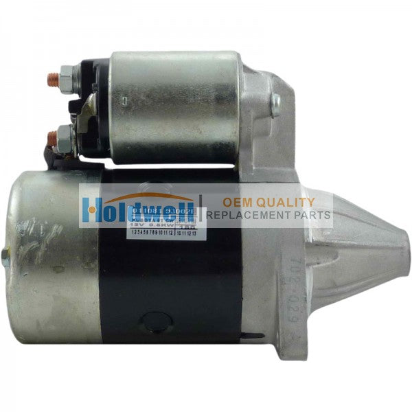 Kubota D950 starter motor for Jacobsen turf 550573