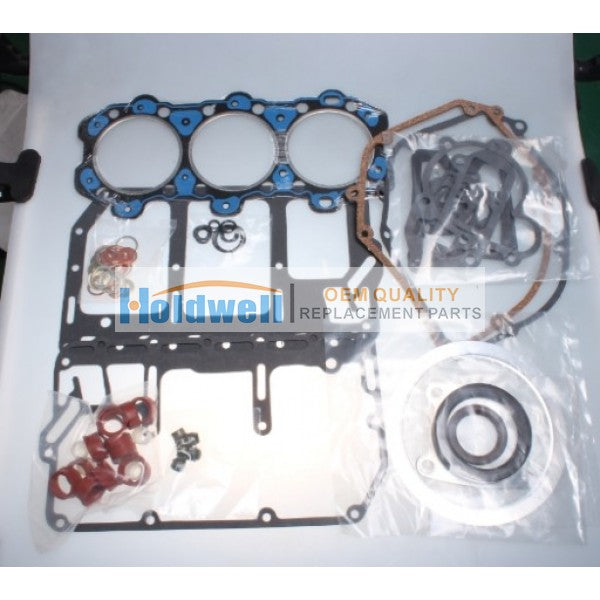 Holdwell high quality complete gasket kit 657-34261 for Lister Petter LPW/LPWS3