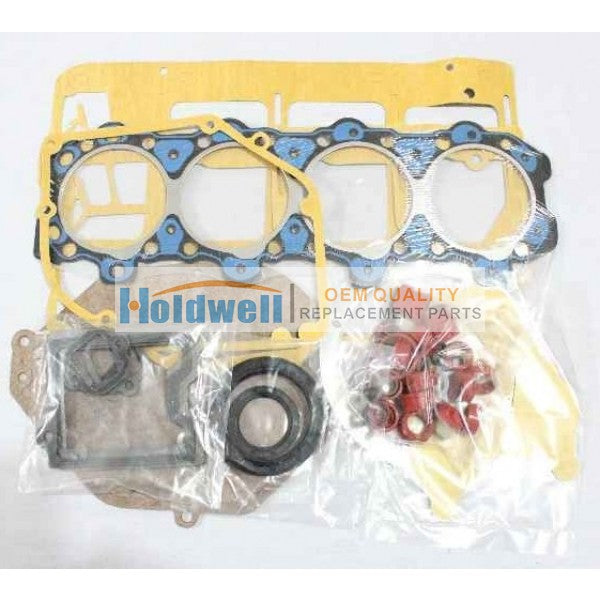 Holdwell high quality gasket kit 657-34281 for Lister petter LPW/LPWS4