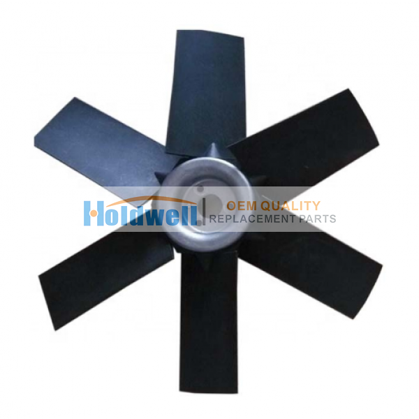 Holdwell high quality Radiator fan 751-45740 for Lister peter LPW2 LPW3 LPW4