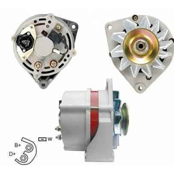 Aftermarket Alternator 70001867 For JLG 12 VOLT 95 AMP CW BOSCH IR/EF