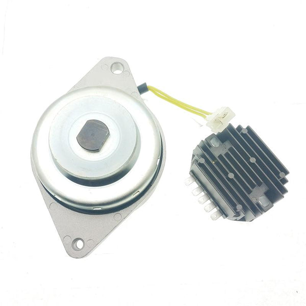 Alternator AM877557 with regulator