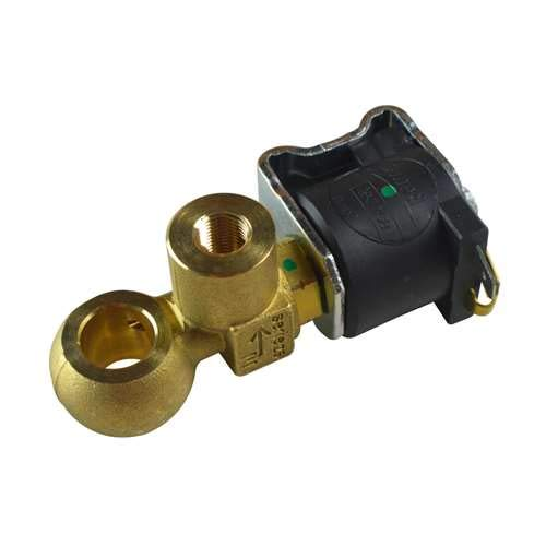 Replacement Rigmaster APU Fuel/Run Solenoid Electro Valve KOH-ED0035871190-S for LG200K LG200K-H T46K T46K-H
