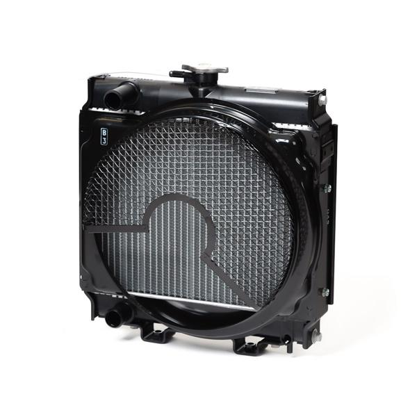 Replacement Rigmaster APU Radiator 145506600