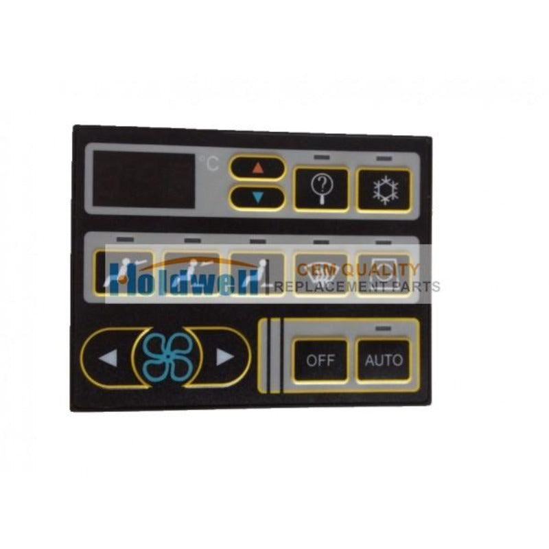Replacement Volvo AC control panel 14541344 for Volvo EC series excavators