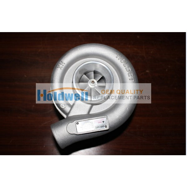 HOLDWELL turbocharger  DB58 3539678/65.09100-7093 65.09100-7080/7078  for DOOSAN  DH130-5/ DH220-5 DX225
