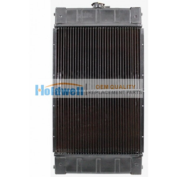 Holdwell TPN440 TPN441 U45506590 radiator for FG Wilson 6.8KVA-13.5KVA diesel genenrator with Perkins 403 404 engine