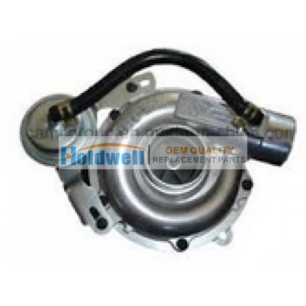 HOLDWELL Turbocharger 3538572/3802852 for Hyundai R320HX2