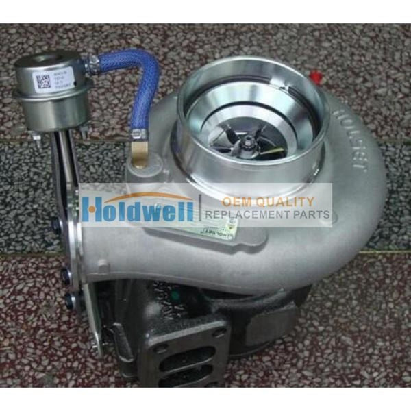 HOLDWELL Turbocharger 4046292/4046293 for Doosan DE08TIS HX40W