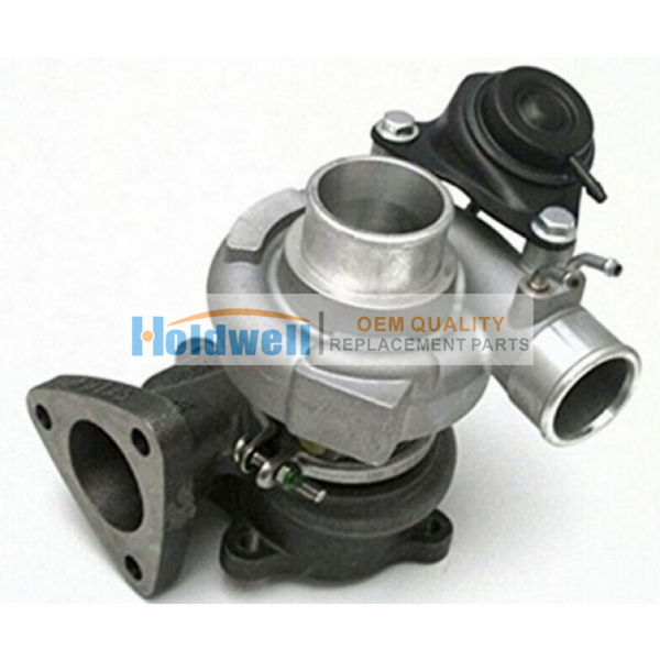 HOLDWELL Turbocharger 49135-04121 28200-4A201 for Hyundai TF035HM-12T