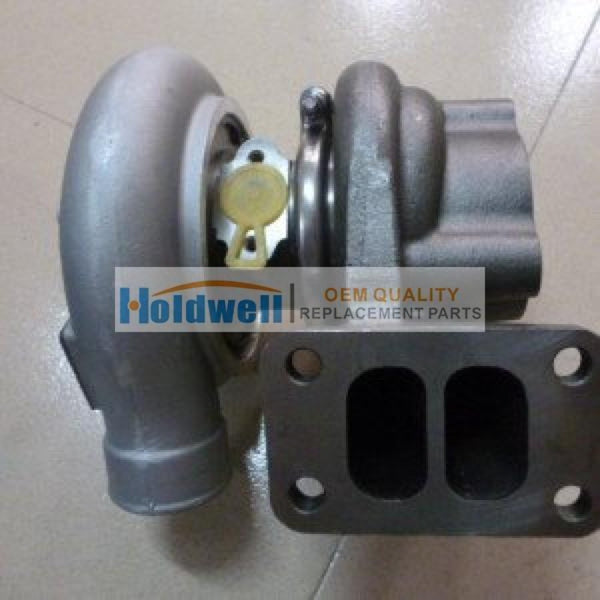 HOLDWELL Turbocharger 49179-02390 for Hyundai R160LC-7/170LC-7/180LC-7