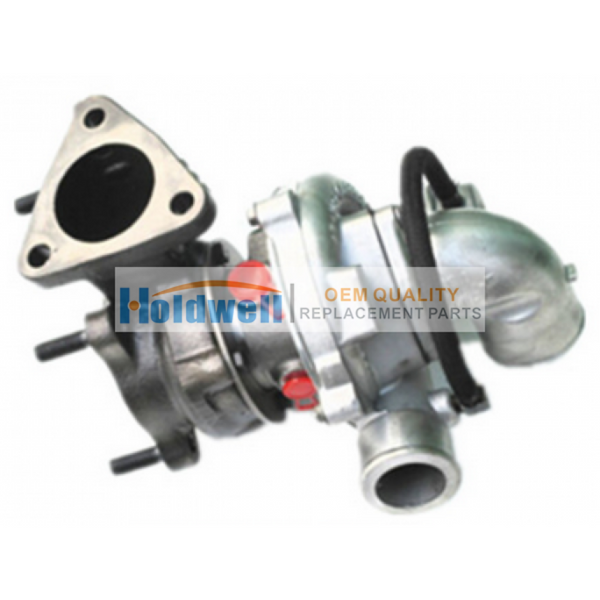 HOLDWELL Turbocharger 715843-0001 for Hyundai GT1749S