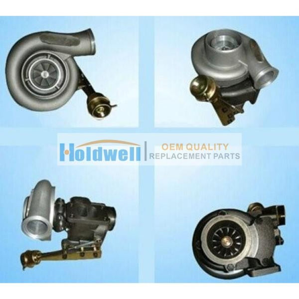 HOLDWELL Turbocharger DE08TIS HX35G for Doosan 65.09100-7074/3598391