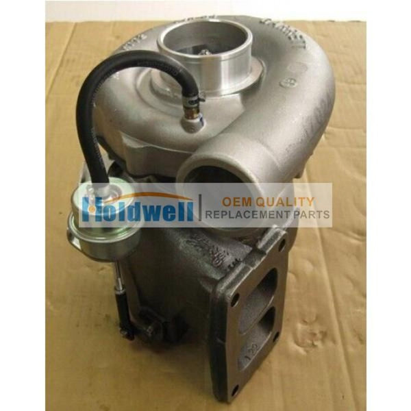HOLDWELL Turbocharger DH400 TBP4503 for Doosan 65.09100-7024/701139-0001