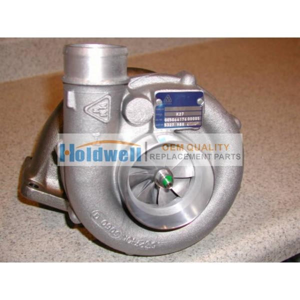 HOLDWELL Turbocharger K27-366/53279706441/3580266 for Hyundai