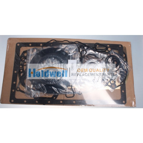 Holdwell U5LC0016 complete gasket kit for FG Wilson 13KVA-22KVA diesel genenrator with Perkins 404 engine
