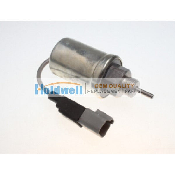 Holdwell U85206451 fuel shut off solenoid for FG Wilson 6.8KVA-13.5KVA diesel genenrator with Perkins 403 404 engine