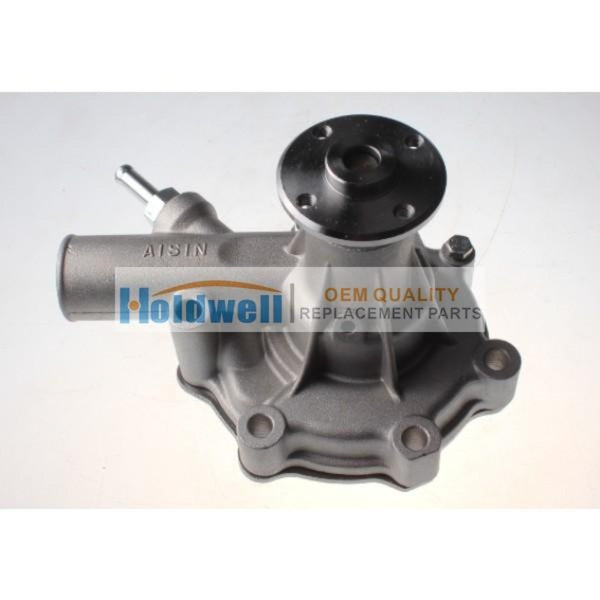 HOLDWELL Water Pump PJ7411334 for Volvo EC25 EC30 EC35
