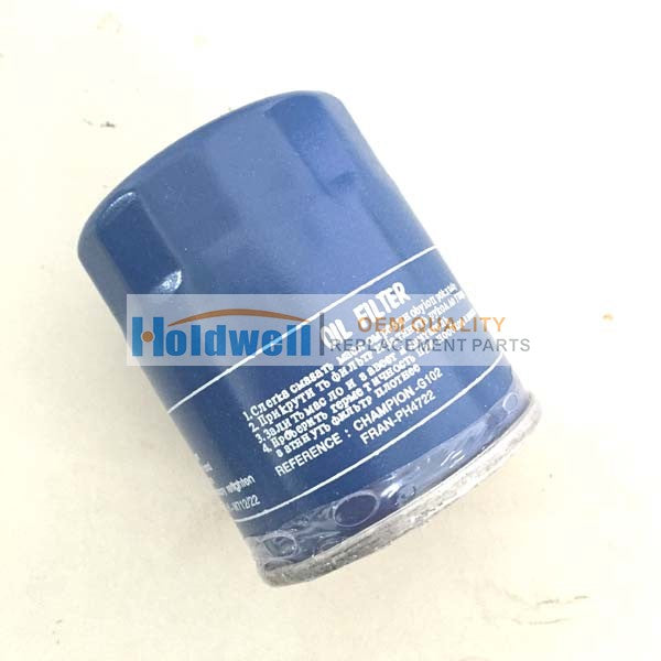 Replacement Iseki TL1900 TL2100 oil filter 6913-240-804-10