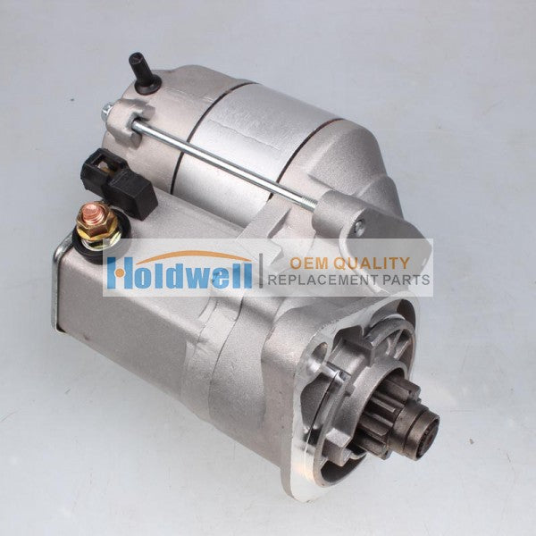 Kubota V1505 starter motor for Jacobsen LF3810 557888