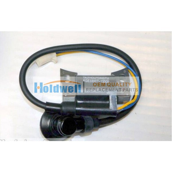 HOLDWELL Kipor KGE3300TI-13300  Ignition Coil for GS3000, GS6000 and IG3500 IG6000 Portable Generators
