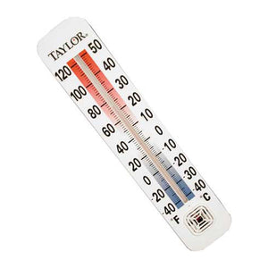 Jumbo Indoor/Outdoor Wall Thermometer