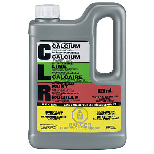 C.L.R. Industrial Strenght Cleaner 828ml