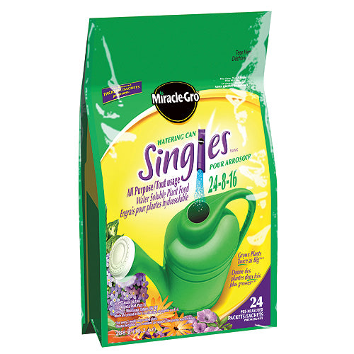 Miracle Gro Singles 24's Plant food Fertilizer